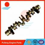 Quality Engineering Machinery Crankshaft exporter Isuzu 6HH1 crankshaft 8943931884 wholesale
