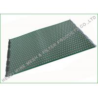 Buy cheap FLC 48-30 / 2000 Shale Shaker Screen For Solid Control / Desander Hookstrip Type from wholesalers