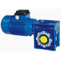 Quality Heavy Duty Transmission NMRV Worm Gearbox Torque Arm , Single Shaft Mounted wholesale