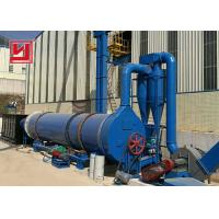 China Yuhong Rotary Drying Equipment 5-8T , Chicken Poultry Manure Drying Machine on sale