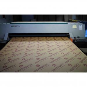 China Automatic Digital Corrugated Printing Machine Muti Pass Scanning 2mm-4mm on sale