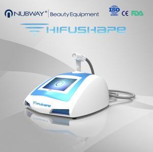 Quality High Intensity Focused Ultrasound Slimming Machine HIFU Slimming wholesale