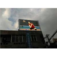 Quality 7500 Nits Brightness Electronic Digital Led Billboard With Front Service Module wholesale
