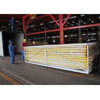 Quality SINOTRUK Insulated Refrigerated Truck CKD Panels -18℃ For Refrigerator Truck wholesale
