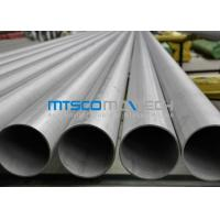 China ASME SA249 Stainless Steel Welded Tube 16 SWG Wall Thickness on sale