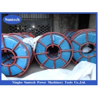 China Transmission Line Pilot Wire Oil Galvinised Anti Twisting Braided Steel Rope on sale