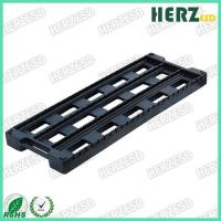 China Capacity 25pcs Anti Static PCB Trays , ESD PCB Trays For PCB Soldering Work on sale