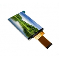 Quality 16.7M Color Spi Tft Lcd Display , Free Viewing Angle 4 Inch Tft Display wholesale