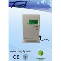 Quality High accuracy Carbon Monoxide Detector and Controller with temp & humidity wholesale