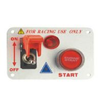 Quality Auto Toggle Racing Switch Panel With Aluminum Alloy And Plastic Material wholesale