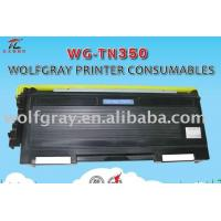 Quality compatible black toner cartridge for Brother TN350 wholesale