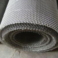 Cheap End Finish Type Crimped Wire Cloth Galvanized Customized Size With Sleeve Edges for sale