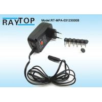 Quality Usb 5v 1a Universal Ac / Dc 3- 12v Power Adapter 2500ma Short Circuit Protection wholesale
