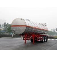 Quality Stainless Steel Gas Tanker Truck Trailer wholesale