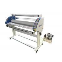 Quality Semi Automatic Wide Format Cold Lamination Machine With Back Cutting System wholesale