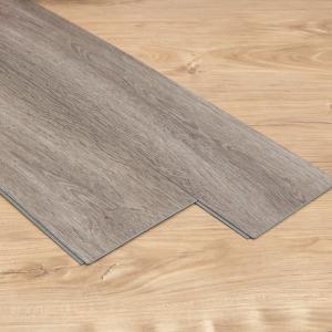 Quality Non Glue SPC Rigid Core Vinyl Flooring Sound Absorption Dimensional Stable wholesale