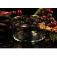 Quality Food Borosilicate Glass Bowl , Tempered Glass Bowls Heat Resistant wholesale