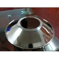 Quality Washing Machine Metal Spinning Process 0.02mm Tolerance , Zinc Plating wholesale
