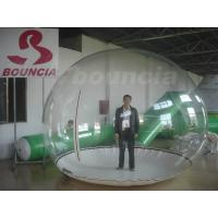 Quality 0.5mm PVC Inflatable Show Ball / Inflatable Snow Globe For Trade Show wholesale