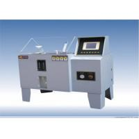 Quality Programmable / Button Type Salt Spray Corrosion Test Machine LCD Touch Screen wholesale