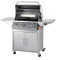 Quality Professional Stainless Steel Outdoor Gas Barbecue Grills CE Certification wholesale