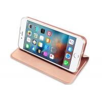 Cheap Pink Iphone 5 Protective Case PU Leather Magnetic Leather Iphone 5 Case for sale