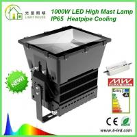 Quality 1000W Floodlight To Replace 2000W HPS LED High Mast Lamp Cree XTE Super Brightness wholesale