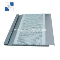 Buy cheap perforated aluminum honeycomb panel from wholesalers