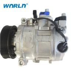 Quality 4F0260805H/ 4F0260805R Auto ac compressor for Audi A4 2.7 3.0 3.2 2008-/A4 Allroad 3.0 TDI 8E0260805AF wholesale