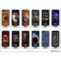 Quality Wholesle New arrival 3D stereo Wolf beast iphone 5 realistic cases,fast delivery wholesale