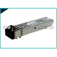 Quality 9 / 125 Um SFP Fiber Optic Transceiver Module 1000 Mpbs SM LC WDDM 20 km wholesale