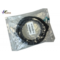 China QSFP-4X10G-AC10M Compatible 10M 40G Breakout Cable on sale