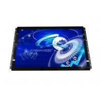 China 500cd/m2 15.6'' Open Frame Capacitive Touch Monitor 1366x768 With DVI HDMI VGA on sale
