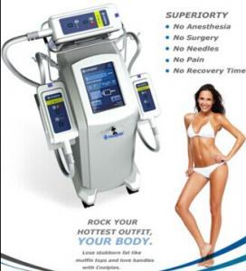 Quality Cryolipolysis vacuum cryo fat freeze machine high efficiency slimming machine wholesale