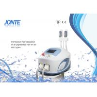 Quality Professional Pigment Rduction IPL Beauty Machine , OPT Hair Removal wholesale