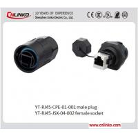China China factory rj45 male to female connector multi-port rj45 connector network connector on sale