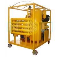 Quality 110KV Transformer Insulation Oil Purifier With Double Stage Vacuum Pump System wholesale