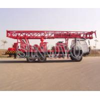 Quality Highly Efficient Water Well Drilling Rig SIN600 105mm - 305mm wholesale