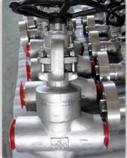 China API 602 forged steel valve globe valve BB WB  A105 LF2 F11 F22 integral flange RF RTJ on sale