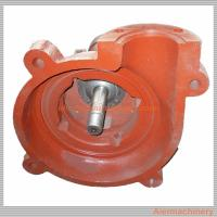 China Iron Mining Slurry Pump / Rubber Impeller Pump Parts Of Centrifugal Pump Multi Function on sale