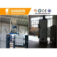China Prefabricated Concrete Energy Saving Cement Wall Panel Making Machine on sale