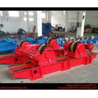Quality Cylinder Seam Welding Turning Roll Pipe Welding Equipment Rotator Machine 80000kg wholesale