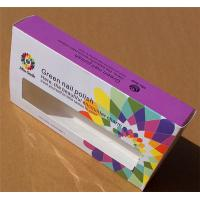 Quality FEFCO 0211 Paper Color Box for Glass Bottle Nail Polish Gift Packaging wholesale