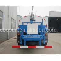 China Dongfeng chassis 170HP 4X2 water tanker truck for sale on sale