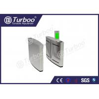 Quality Anti - Temperature Flap Barrier Turnstile With Automatic Reset Function wholesale