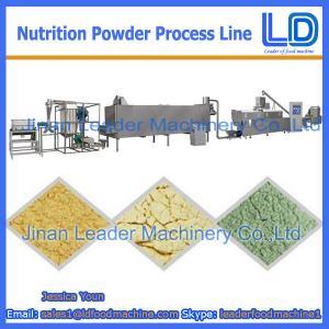China Nutrition Powder Processing Line,snacks food machine on sale