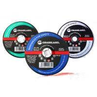 """Quality 180 Mm X 3 X 22 Metal 7"""" X 1/8 X 7/8"""" Abrasive Wheel For Angle Grinder wholesale"""