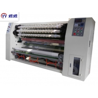 Quality Adhesive BOPP Printed Sealing 1300mm Tape Slitter Rewinding Machine wholesale