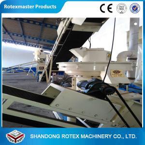 China YGKJ560 Biomass Wood Pellet Making Equipment , Wood Pellet Line on sale