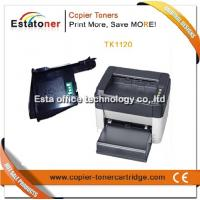 Quality Fs1025 Toner Printer Cartridges Tk1120 Black With Chip 2.5k Pages wholesale